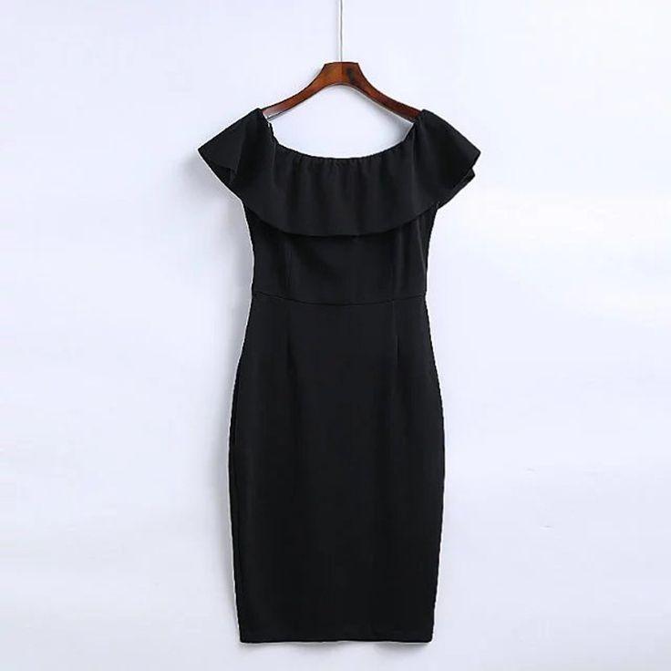 станция в Европе новый зимний вырезать стандартные европейские товары торговли оригинальные одиноких женщин оборками воротник Тонкий пакет бедра платье - Taobao