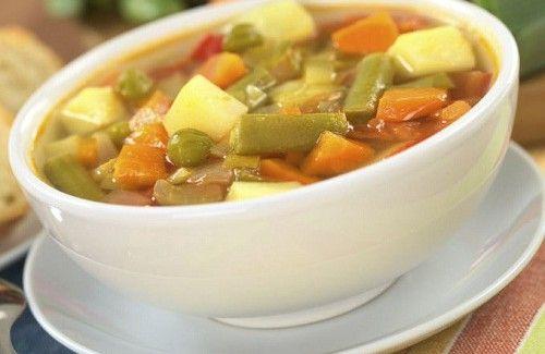Deliciosas receitas de sopa de verduras
