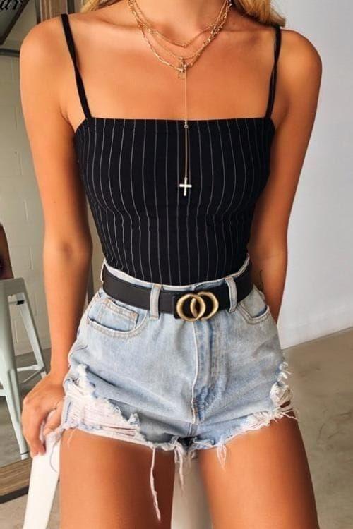 45 trendige Sommeroutfits, die Sie jetzt kaufen können #jetzt #kaufen #konnen