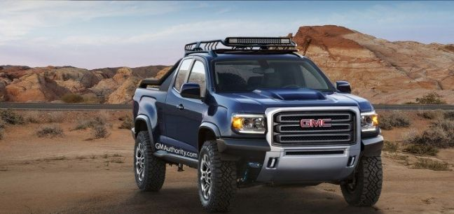 Top 2018 Gmc Canyon Off Road Gmc Canyon Chevy Colorado Gmc