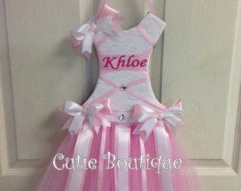 Tutu Vestido de pelo arco titular lavanda rosa regalo perfecto