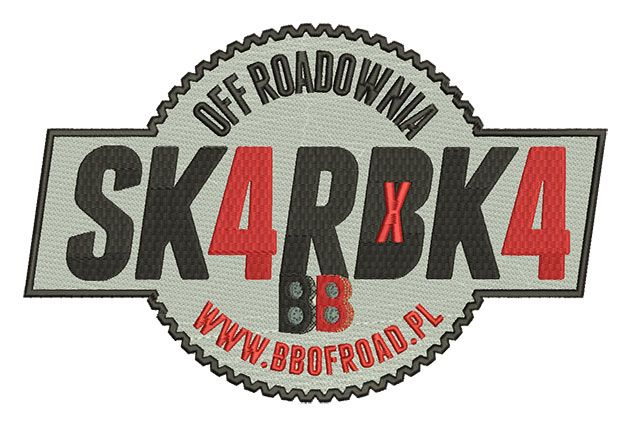Naszywka Off Roadownia SK4RBK4 www.bbofroad.pl