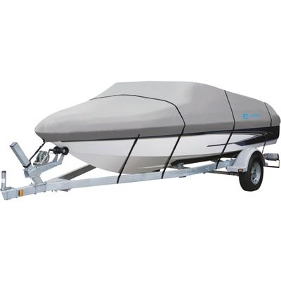 Classic Accessories Fish And Ski Boat Hurricane™ Boat Covers