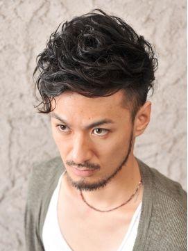 ヘアーメイク ゴルジェ hair make Gorge' 男らしい『ワイルドスタイル』
