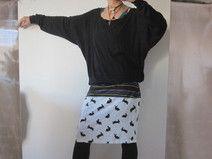 Vintage-Kleid *Hase*