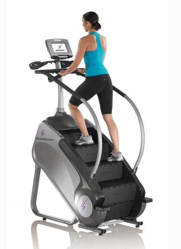 If you've never made your way to a stair stepper, you are seriously missing out on a great exercise.