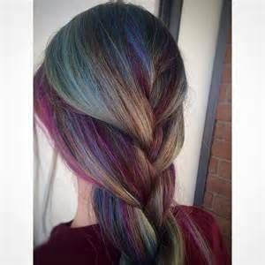 17 best images about oil slick petrol hair on pinterest