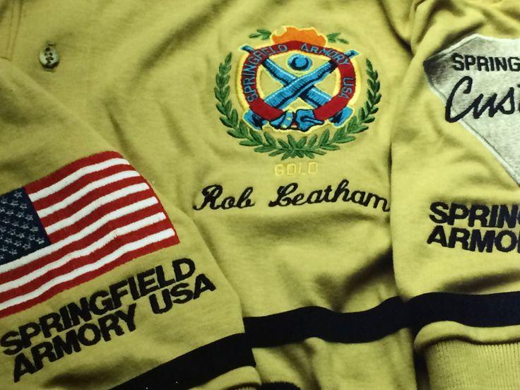 Rob Reathams Uniform