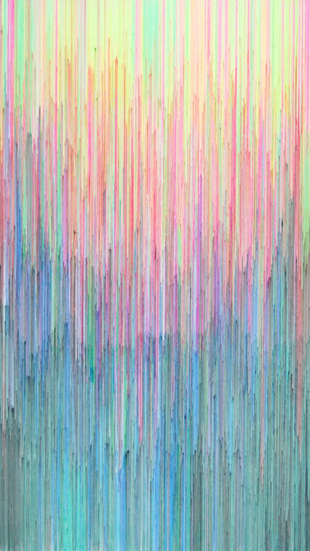 Faded Pastel 2. Tap to see more Beautiful Abstract Art iPhone Wallpapers! - @mobile9