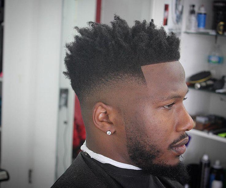 Les 25 meilleures id es de la cat gorie coupe afro homme for Barber shop coupe de cheveux
