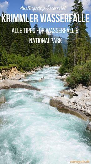 Bei den Wassergeistern der Krimmler Wasserfälle