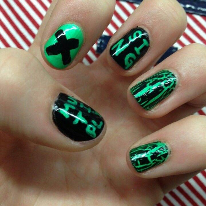 7 mejores imágenes de Nails en Pinterest | Decoración de uñas ...