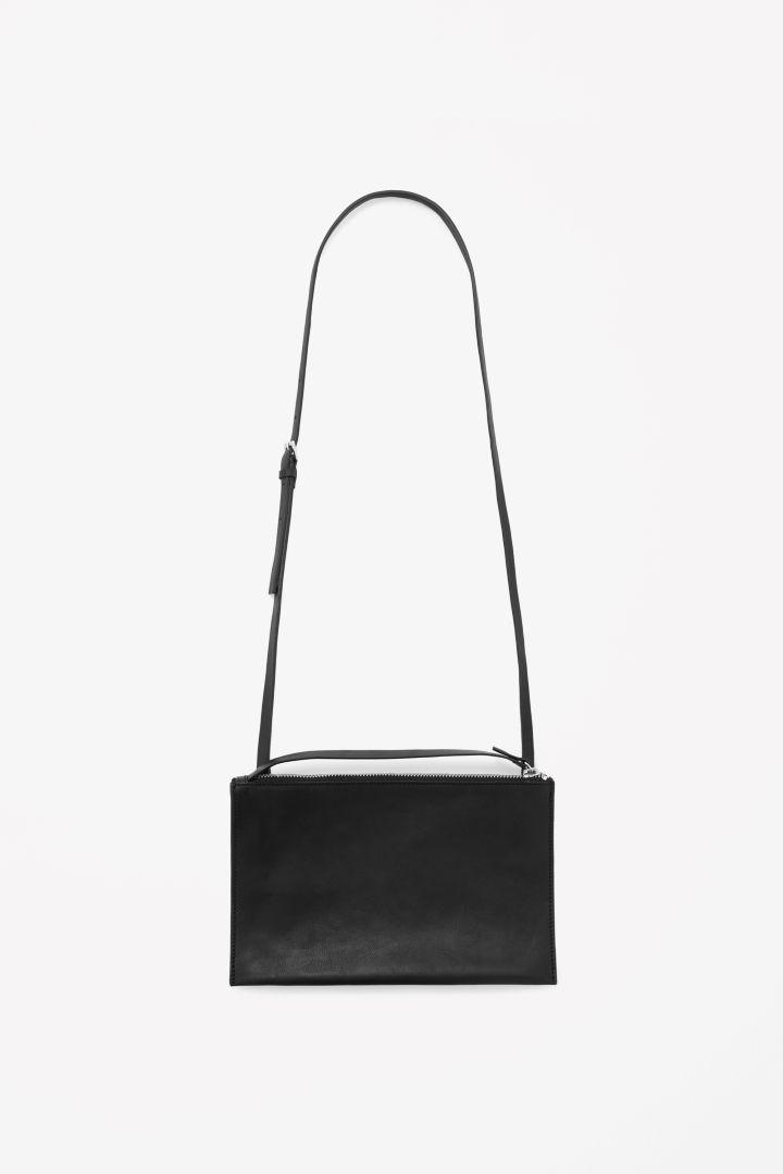 Slim shoulder bag