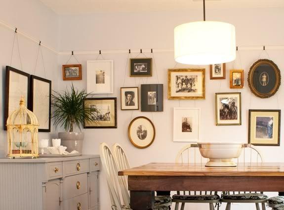 5 Unique Ways To Hang Wall Art