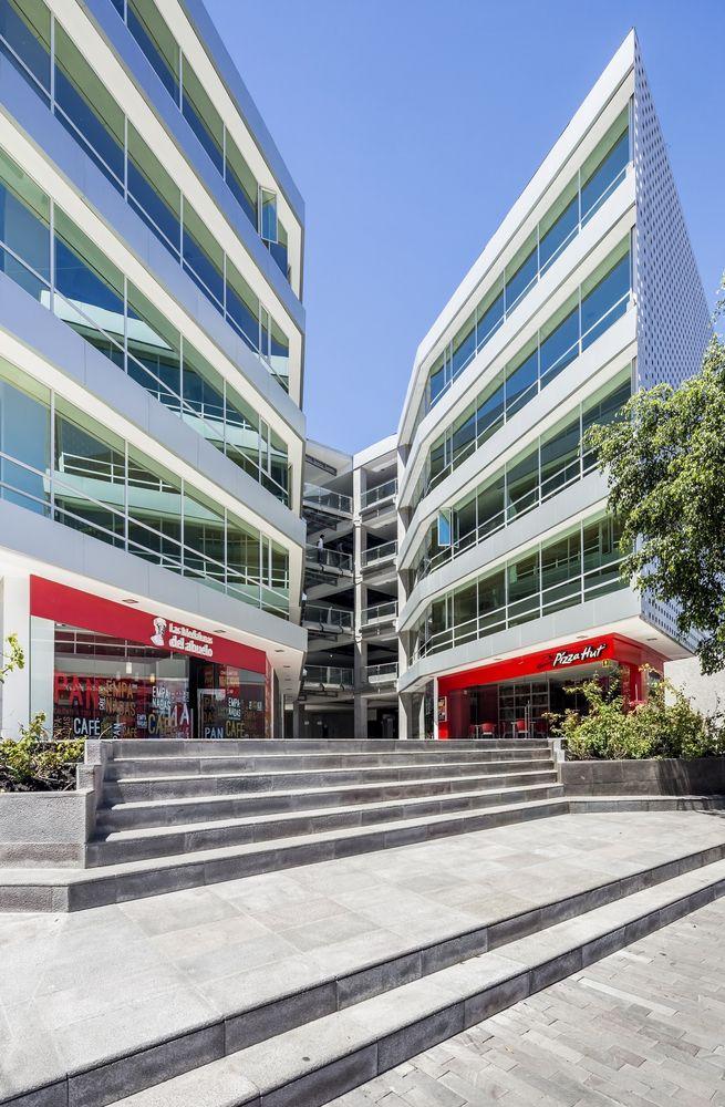Gallery of Halcón Building / TEC - Taller EC - 2