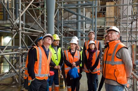 Project Team - Auckland Art Gallery