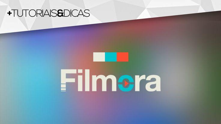 Filmora - Editor de vídeo grátis e fácil de usar