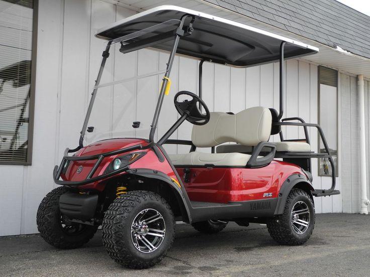 Yamaha Gas Golf Cart