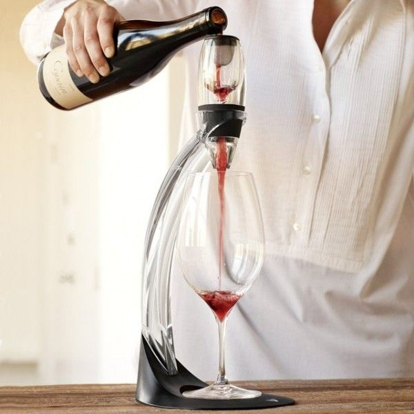Vinturi Wine Aerator Tower Gift Set – $40