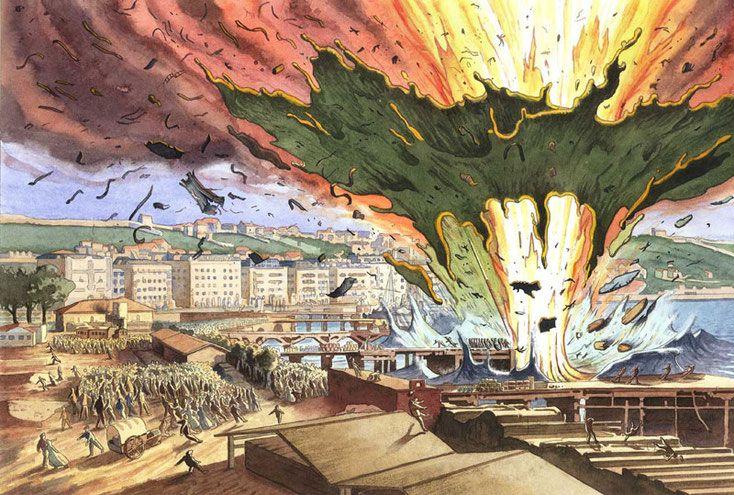 cabo machichaco explosion-Explosión Cabo Machichaco