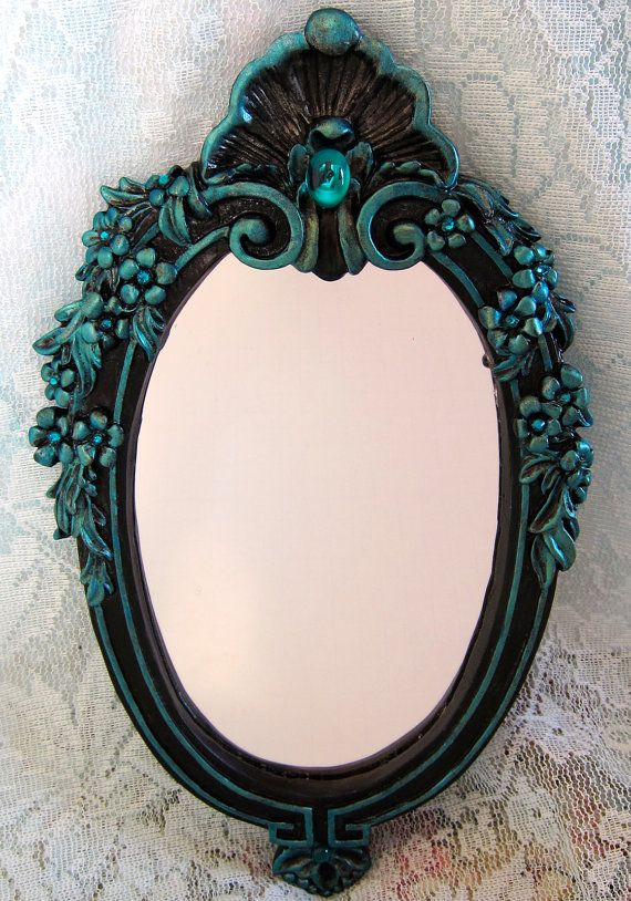 1000 Images About Jeweled Mirrors On Pinterest Unique