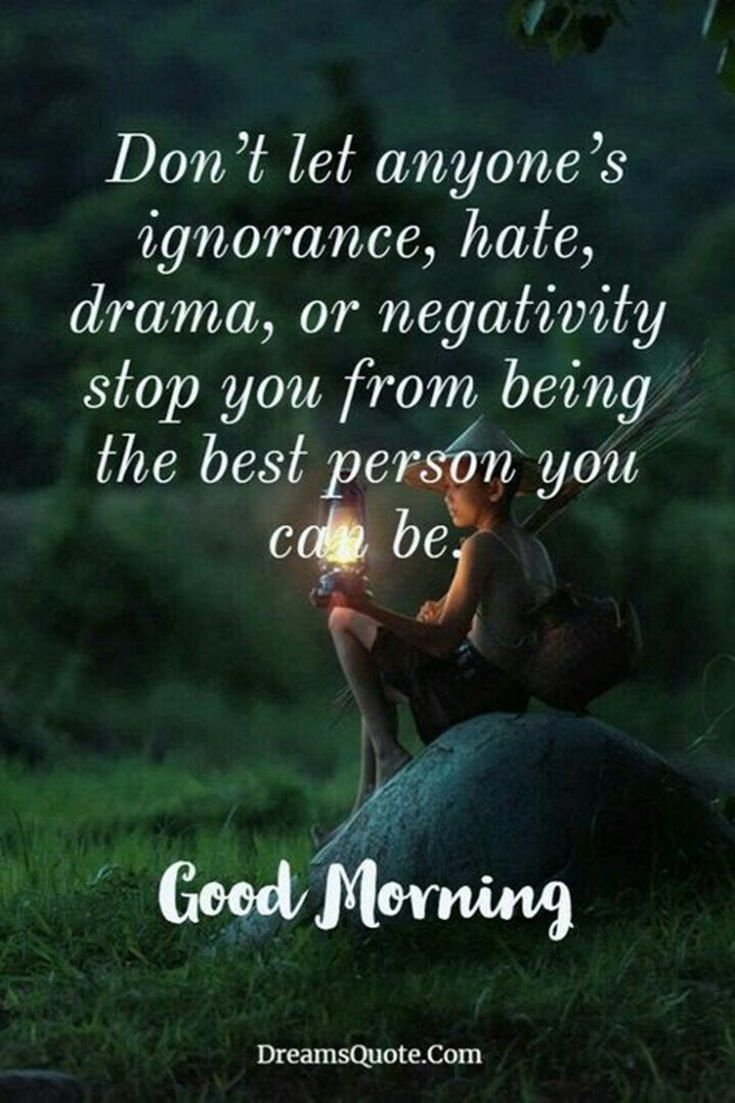 35 Inspirational Good Morning Message with Beautiful
