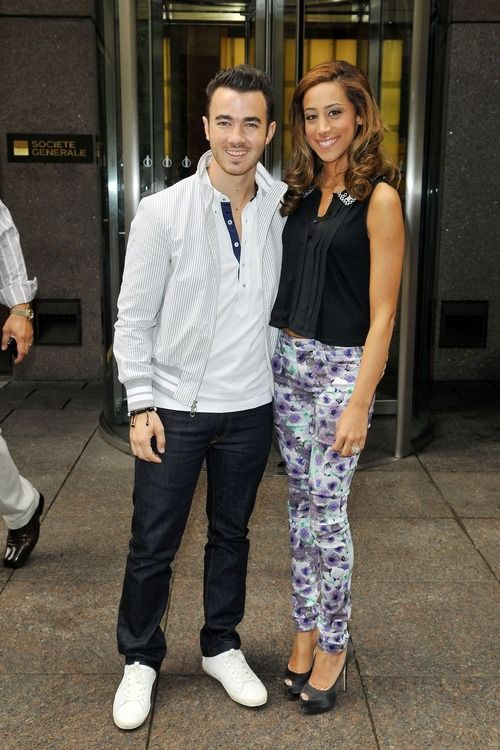 Kevin Jonas and wife Danielle
