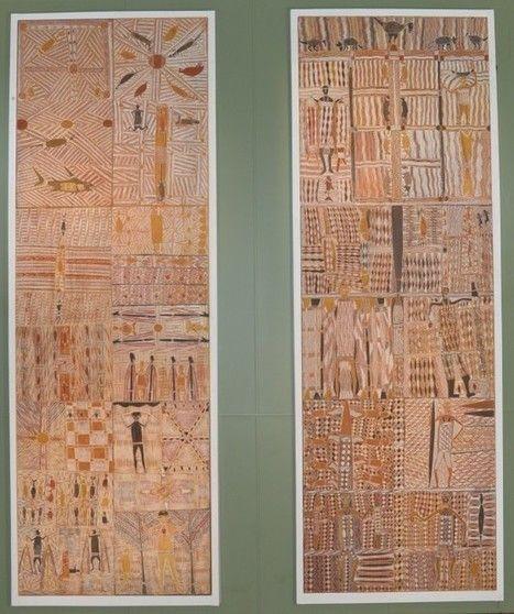 church panels yirrkala - Google Search