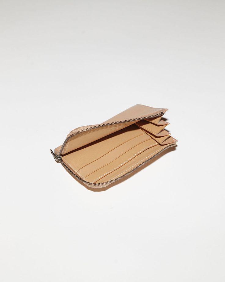 ISAAC REINA | Small Zipped Wallet | Shop at La Garçonne