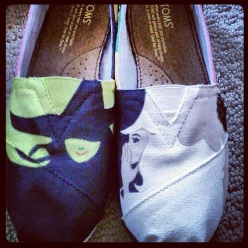 love! <3NEEEEEEEEEEEEED: Wicked Toms, Fashion, Musical, Style, Clothes, Wicked Shoes, Things, Shoes I