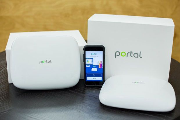 PORTAL Smart Router with WiFi Mesh 2.0
