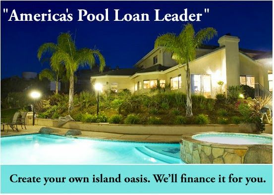 17 best images about pool loans and financing on pinterest for Pool financing