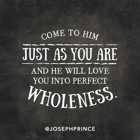 ~Joseph Prince