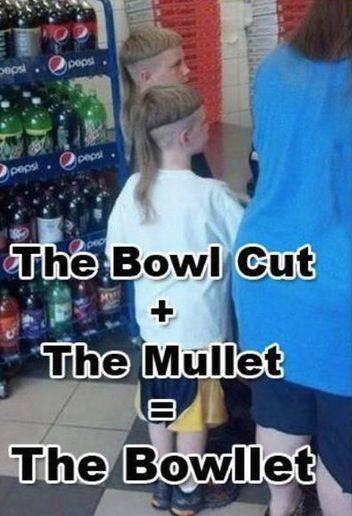 nice Bowl Cut + Mullet = Bowllet. Stay Classy People of Walmart - Redneck Hair Fail -... by http://dezdemon-humor-addiction.xyz/walmart-humor/bowl-cut-mullet-bowllet-stay-classy-people-of-walmart-redneck-hair-fail/