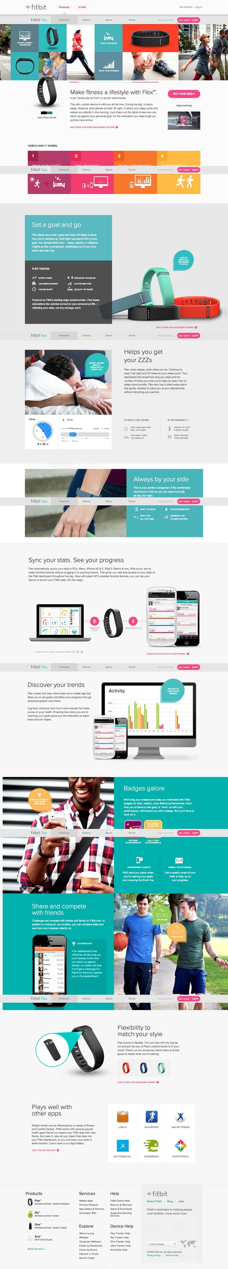 I Love my new Fitbit Flex, here is some product info for everyone that keeps asking me about it. Get one and lets motivate each other! http://www.fitbit.com/flex