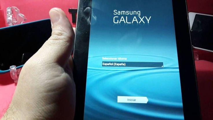 Nice HARDRESET SAMSUNG GALAXY TAB2 7.0 ESPAÑOL