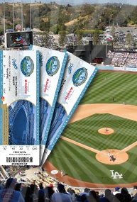 Dodgers tickets! It's time for Dodger Baseball.