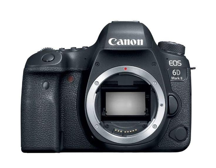 Canon EOS 6D Mark II [86 350 ₽]