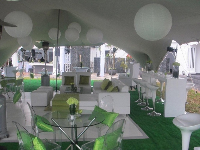 16 best images about stretch tents and interiors on for Baby shower function decoration