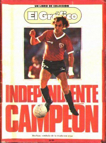 1983 Independiente de Avellaneda El fantastico Bochini