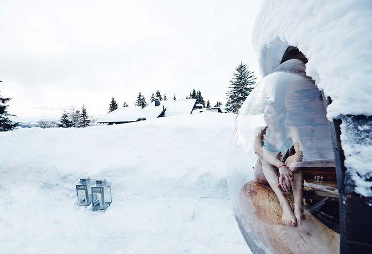 Un week-end de Rêve en Suisse...