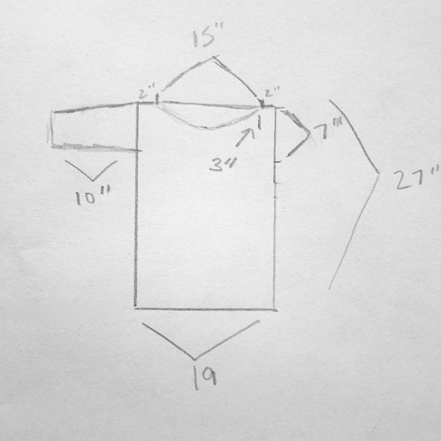 Drawing Knitting Pattern : Best images about sweater schematics on pinterest