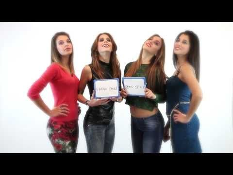 SARAH CHOLE  Teen Spirit - Fashion Film Novembre 2013 - Autunno Inverno 2013.14