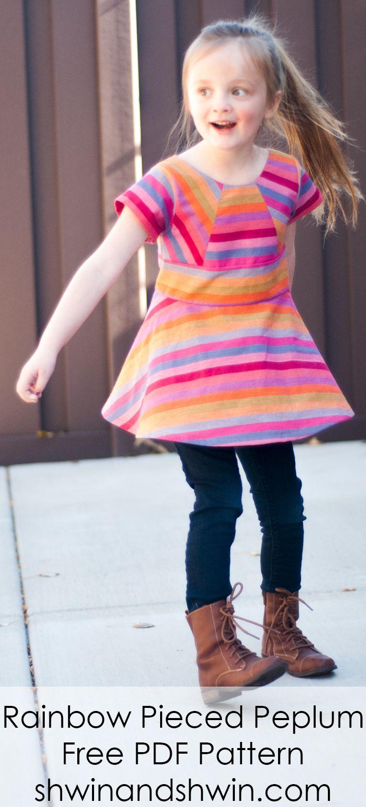 219 best Kleidung für Baby und Kind nähen images on Pinterest ...