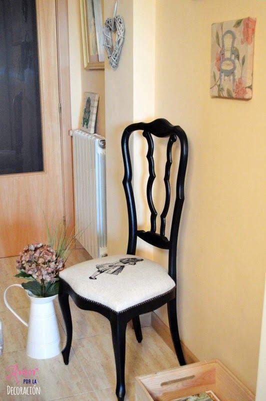 Las 25 mejores ideas sobre sillas antiguas en pinterest y for Sillas para viejitos