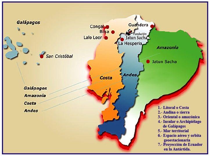 La Cordillera De Los Andes Una Cadena Montañosa Que Permite