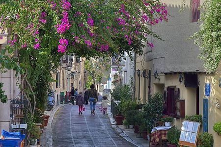 2 ημέρες στην Αθήνα για οικογένειες