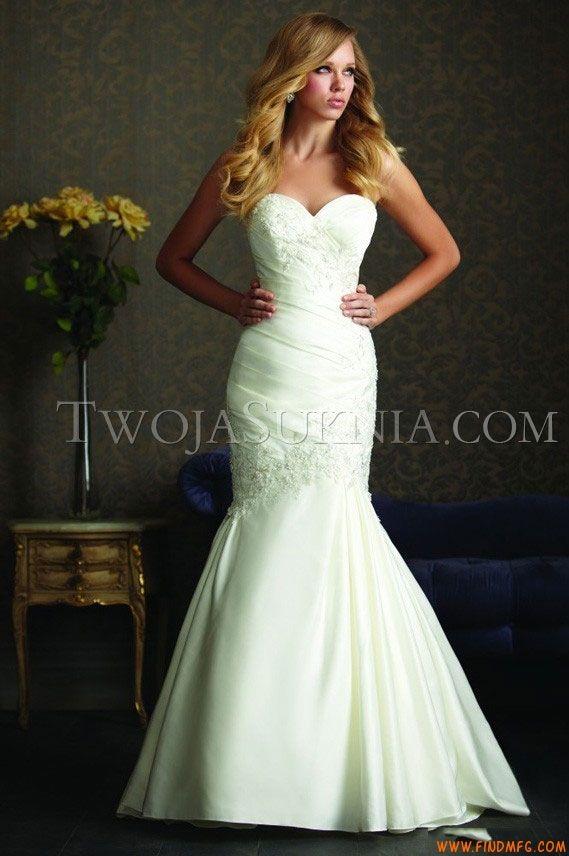 Vestidos de noiva Allure P933 Edition
