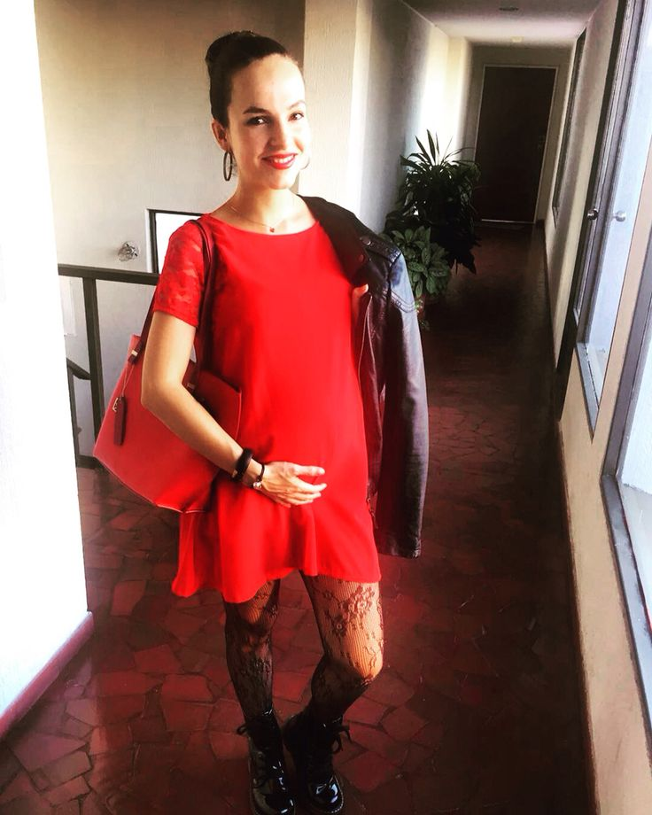 #mamafashioncupertina #rojo