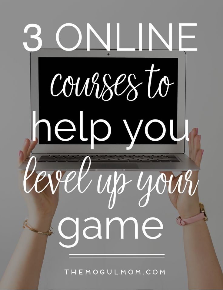 Three online courses from @Skillshare to help you level up your business game. via @themogulmom